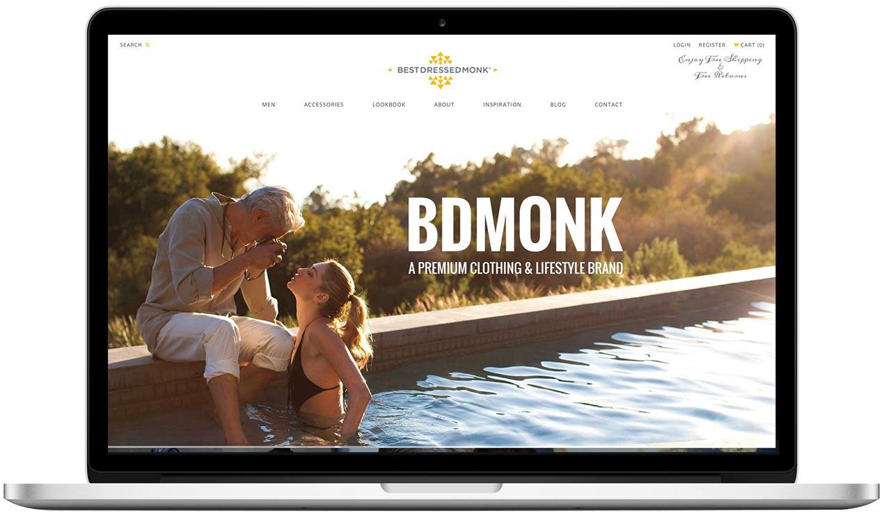 BDMonk - Best Dressed Monk