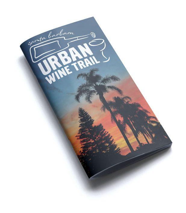 Urban Wine Trail brochure - 2015