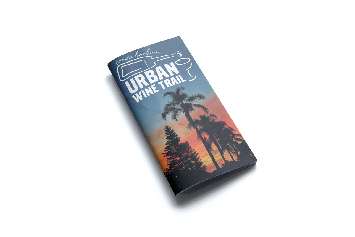 Urban Wine Trail brochure - 2015
