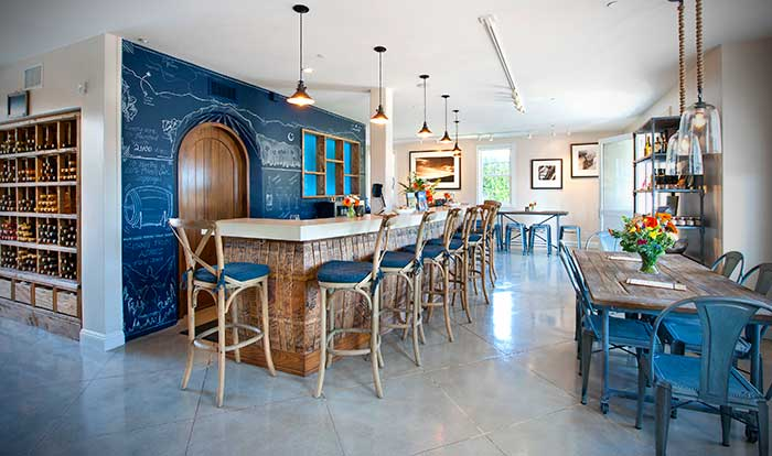 Tasting Room Design Project - Summerland Winery