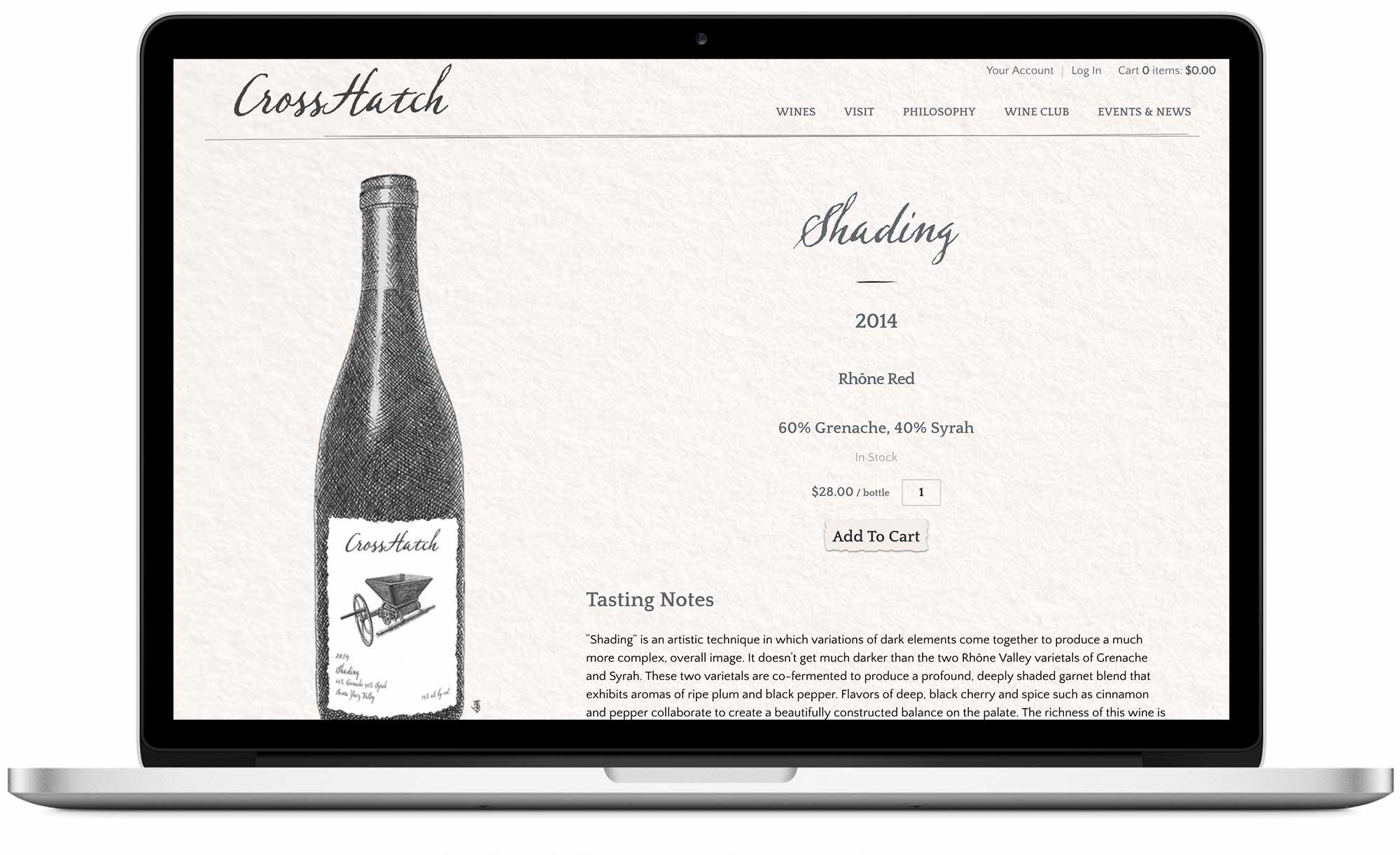 CrossHatch Winery