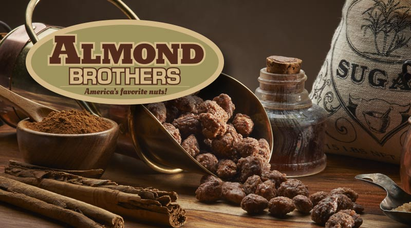 Almond Brothers - Food Package & Website Design Project