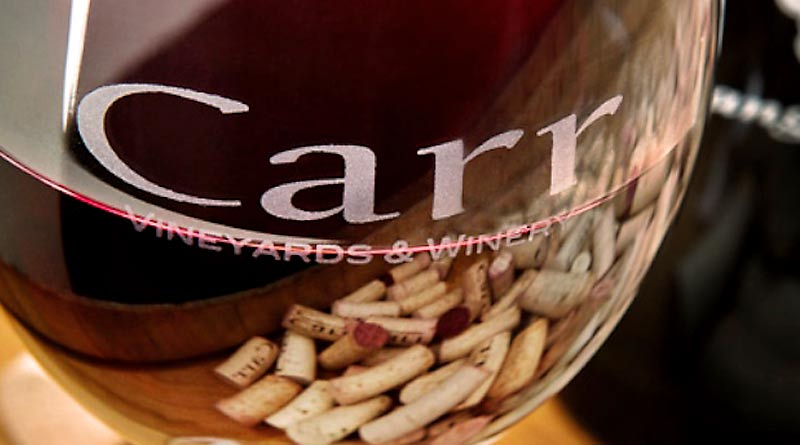 Carr Winery - Website Design & Vin65 Design Project